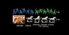 Orion 72014 Cossack Cavalry 17th Century, 1/72 toy soldiers