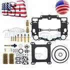 Carburetor Rebuild Carb Repair Kit For Edelbrock 1477 1400 1826 1812 650 700 750
