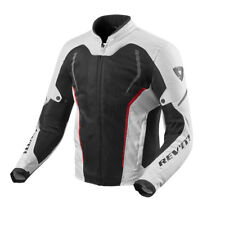 GIACCA MOTO REV'IT GT-R AIR 2 BIANCO NERO SIIZE M