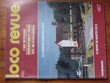 $$v Loco-Revue N°467 flocage  BB 25200 Arnold  depot de Nantes  141.TA  140.C