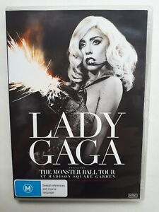 Lady Gaga presents The Monster Ball Tour at Madison Square Garden (DVD, 2011)
