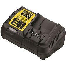 DeWalt XR BATTERY CHARGER Multi Voltage Diagnostics LED Indicator Wall Mountable