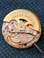 Vintage Omega Constellation 671 automatic movement, Working for parts