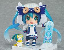 Nendoroid 570 Snow Miku: Snow Owl Ver. Character Vocal Series 01: Hatsune Mi...