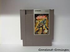 Nintendo NES Game: Probotector II Return of the Evil Forces [PAL B] (FRA)