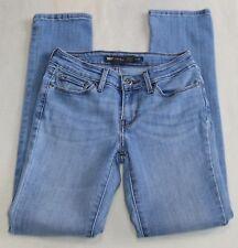 Women's Levi Strauss & Co Slight Curve Slim Jeans Size 0/25