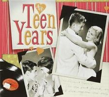 """Various Artists """"The Teen Years"""" 10 CD Box Set Time Life"""