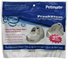 LM Petmate Fresh Flow Replacement Filters 3 Pack