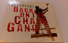 """Pretenders Back On The Chain Gang 7"""" Single EX Vinyl Record ARE 19 P/S"""