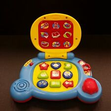 Baby Laptop Computer VTech My First PC Learning Educational Toddler 6mo-3 yr.Toy