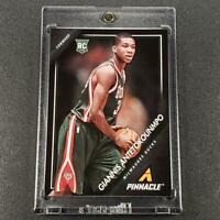 GIANNIS ANTETOKOUNMPO 2013 PANINI PINNACLE #5 ROOKIE CARD RC BUCKS NBA