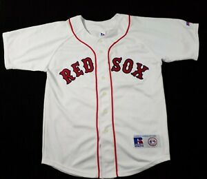 Boston Red Sox jersey RUSSELL Youth 14/16 Stiched