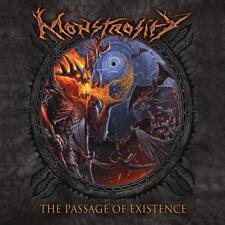 MONSTROSITY - THE PASSAGE OF EXISTENCE   VINYL LP NEU