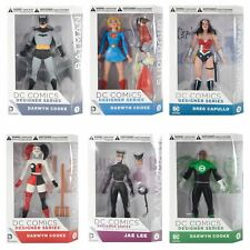 DC Comics Collectibles The Designer Series Poseable Action Figures
