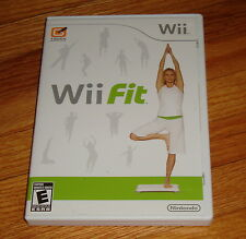 Wii Fit Game Nintendo Wii Exercise