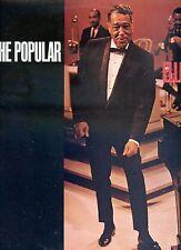 DUKE ELLINGTON the popular UK 1972 EX LP