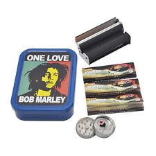 Smokers Stash Storage Smoking Rolling Box Set :Grinder ,Roller,Rolling Papers