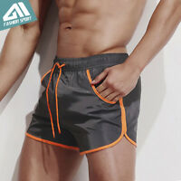 Aimpact Quick Dry Men's Board Shorts Holiday Lining Liner Beach Swimming Trunks