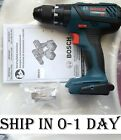 """NoBox Bare Tool Bosch Cordless Hammer Drill Driver HDS181A 18V 1/2"""" Compact New  photo"""