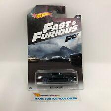 Nissan Skyline Fast Five * BLACK *  Hot Wheels Fast & Furious * WB16