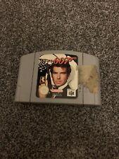 007 Goldeneye N64 TESTED Nintendo 64 Game Great Condition James Bond