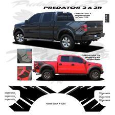 Ford Raptor 2010+ Predator 2R Graphic Kit - Matte Black