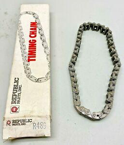 R489 Republic Engine Timing Chain NOS