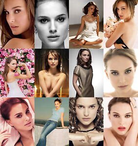 Natalie Portman - Hot Sexy Photo Print - Buy 1, Get 2 FREE - Choice Of 77