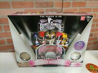 The Mighty Morphin Power Rangers Movie Power Morpher Legacy Pink Ranger Edition
