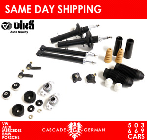 OEM VW Golf Jetta Mk4 Complete Suspension Shock Strut Mount Bushing Rebuild Kit