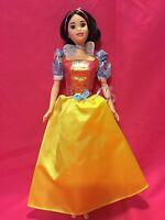 "Snow White Doll, Disney Princess (Girls) 12"" (Beautiful Doll, Clean)"