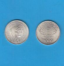 Republica Italiana 1000 Lire argent 1970 Roma capitale