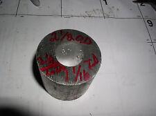 "1 PCS.  ALUMINUM TUBEING 2 1/2"" DIAMETER 1 1/16"" ID 2 1/4 + LONG 6061 SPACER"