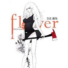 flower D.K illustration art book / NieR Replicant, NieR Gestalt