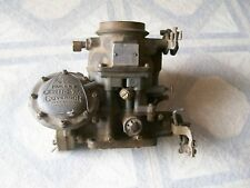 OLD HOLLEY  TWO  BARREL CARB  / RAT ROD
