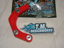 NEW Honda TRX450r 450er 2006-2015 atv Plastic case Saver TM RED