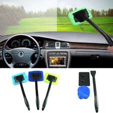 Microfiber Long Handle Car Wash Brush Auto Window Scrubber Cleaner Tool WasOPFR