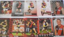 Teamcoach & Select Essendon Brendon Goddard Cards x 9 inc 2 Teamcoach silvers