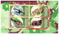 Marsupial Animals -  Sheet of 4  - SV0703