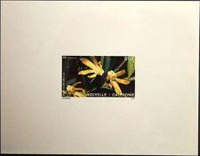 NEW CALEDONIA NEUKALEDONIEN 1991 906-07 DELUXE Orchideen Orchids Flowers Blumen