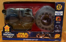 Star Wars Revenge of the Sith View-Master 3D Darth Vader Viewer Gift Set Sealed