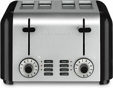 Cuisinart CPT-340 Compact Stainless 4-Slice Toaster - Refurbished