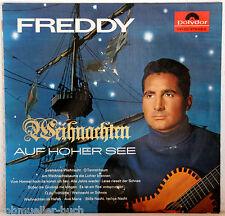 """12"""" Vinyl FREDDY - Weihnachten auf hoher See"""