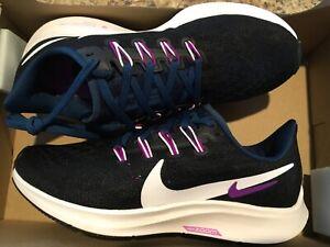 New Nike Air Zoom Pegasus 36 Women's Running Shoes AQ2210-012 Sz 6.5
