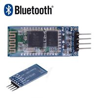 HC-06 4 Pin Serial Wireless Bluetooth RF Transceiver Module For Arduino Mini ZH
