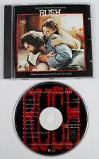 ERIC CLAPTON Rush (film soundtrack) CD album Eur 1992  (Disc EX+)