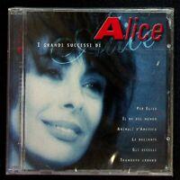 Alice - I Grandi Successi Di Alice - (SIGILLATO) - Disky - SI - CD CD004165