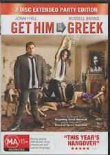 D.V.D MOVIE  DB265    GET HIM  TO THE GREEK   2 DISC EXTENDED PARTY EDITION