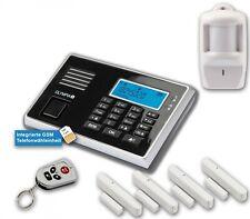 Olympia Protect 9061 Alarmanlage GSM Set Bewegungsmelder 4*Tür Fenster/Kontakte
