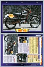 Zundapp GS125 - 1972 - Off-Road - Atlas Motorbike Fact File Card